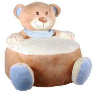 Baby Sitzsack Bär
