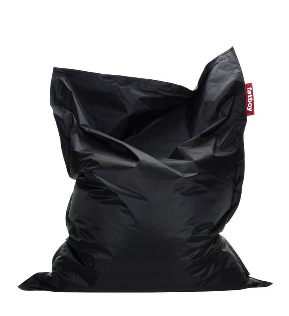 Sitzsack Fatboy schwarz